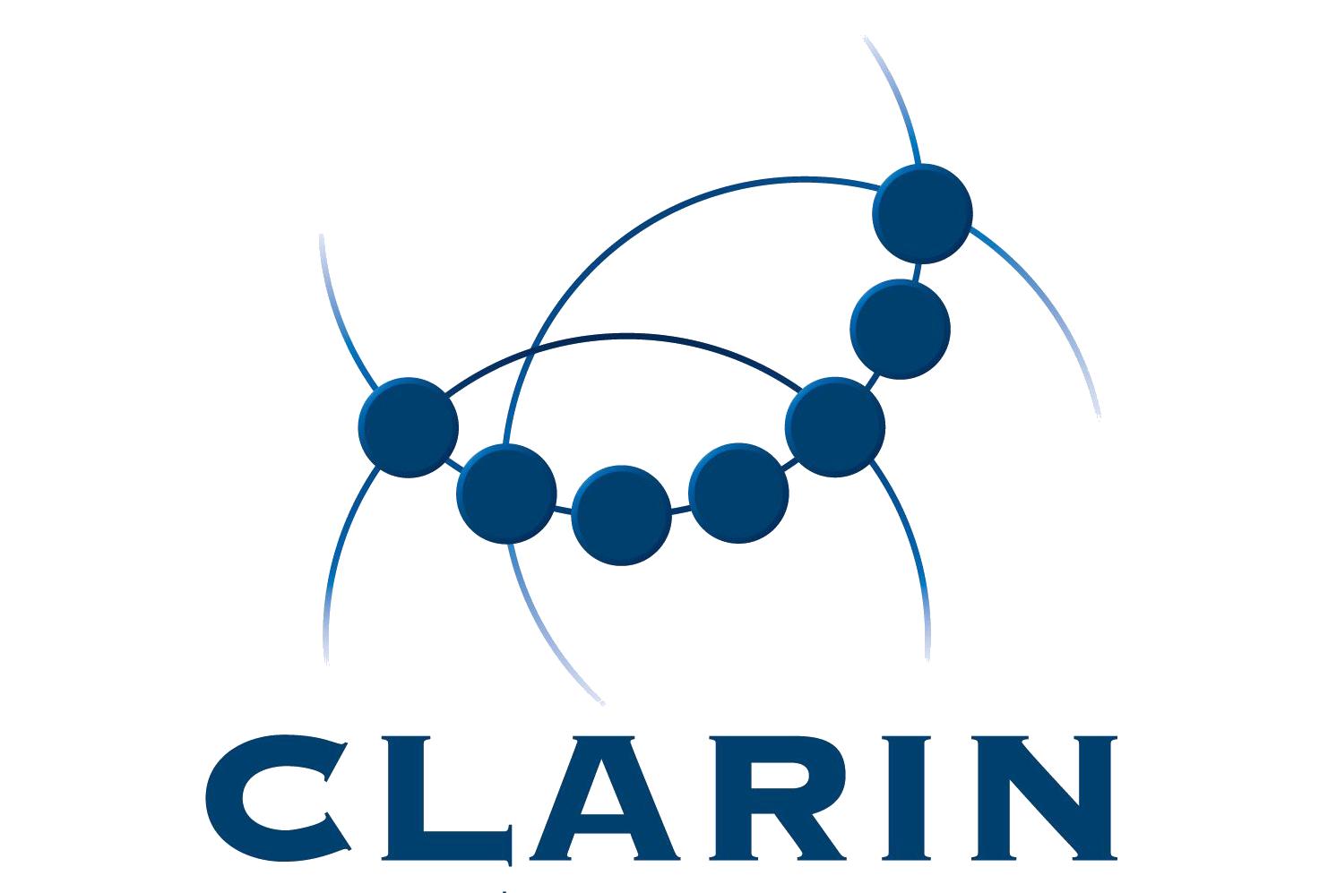 CLARIN ERIC logo