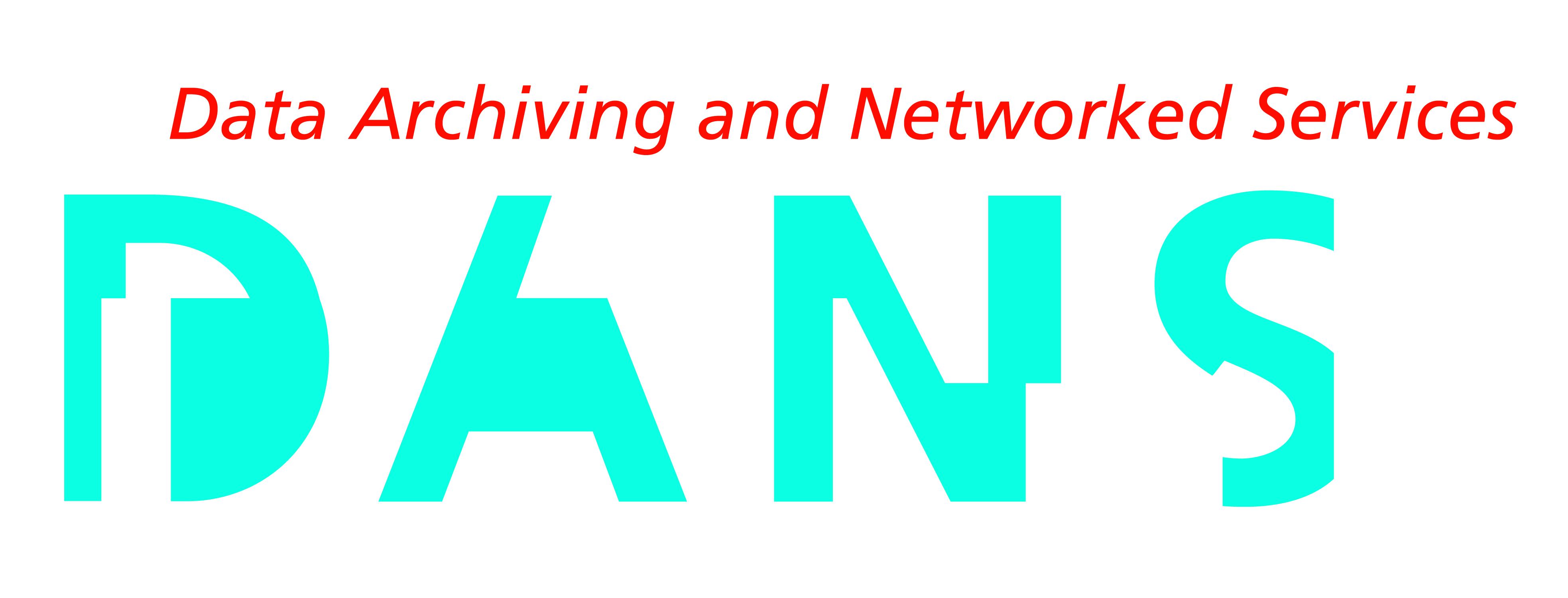 Logo KNAW-DANS